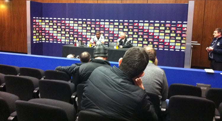 RLWC2013 Press Conference