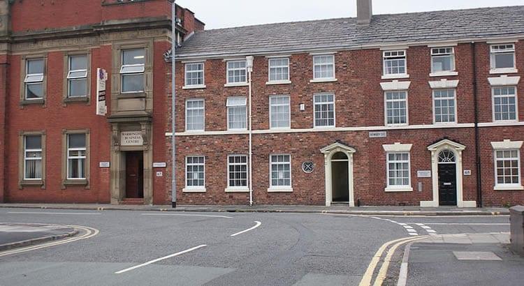 Warrington Business Centre